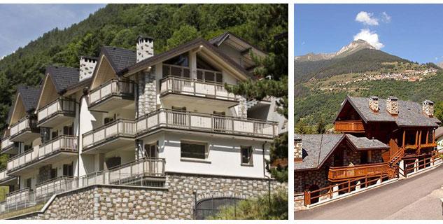Appartamenti in vendita a Ponte di Legno, Temù e Sardegna